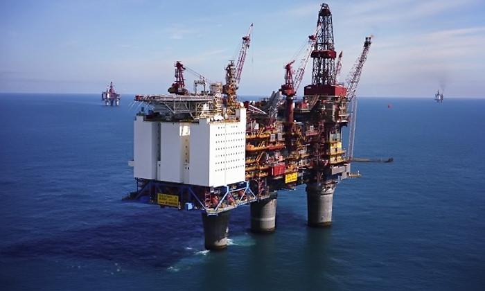 Oil & Gas Rig