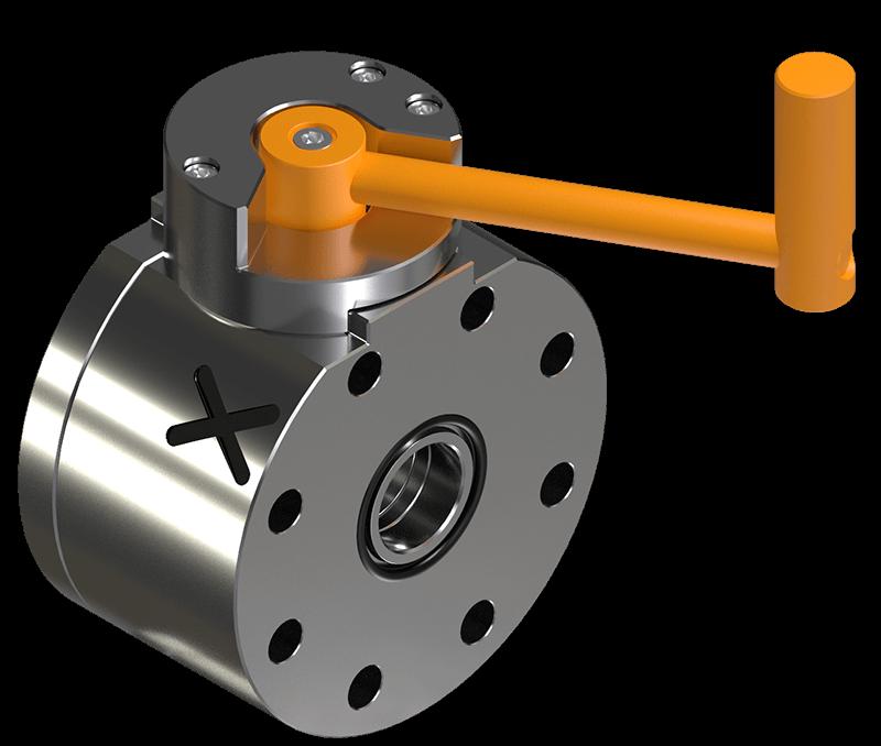 subsea ball valve