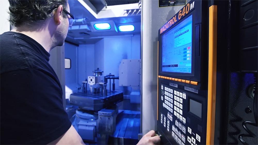 TP machining